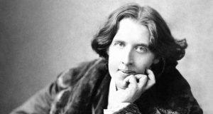 Oscar Wilde (16.X.1854 - 30.XI.1900)