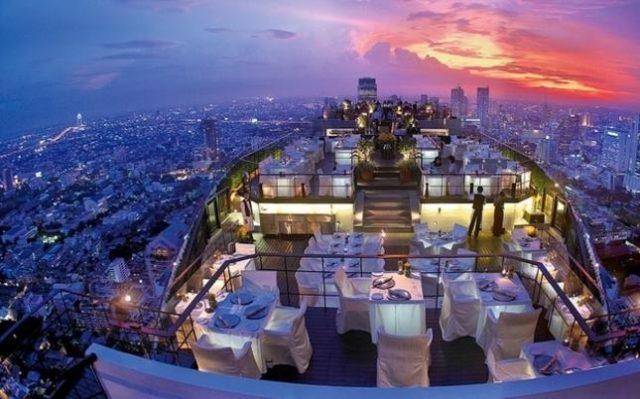 Vertigo, Bangkok, Thailand